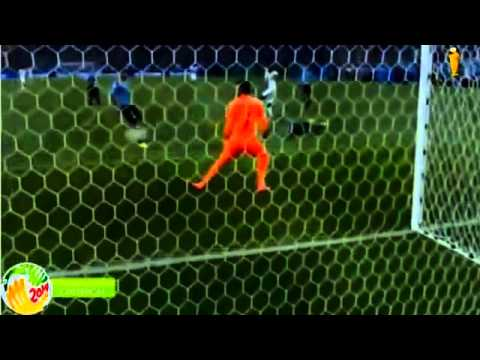 Uruguay 1-3 Costa Rica narrado por la Doble M