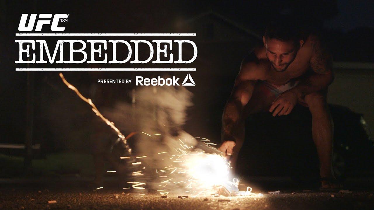UFC 189 Embedded: Vlog Series - Episode 5