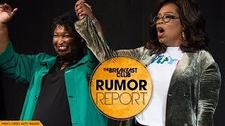 Oprah Shows Support For Stacey Abrams and Encourage People to Vote