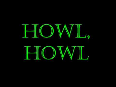 Howl - Florence And The Machine lyrics (on screen)