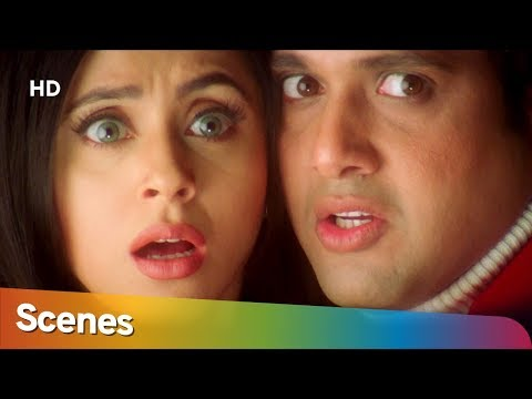 Govinda Superhit Scenes from Kunwara [2000] Urmila Matondkar | Best Bollywood Comedy Movie