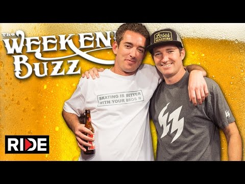 Jeremy Wray & Jonas Wray: Wallenberg, Jason Dill, Lost Spitfire Part! Weekend Buzz ep. 98 pt. 1