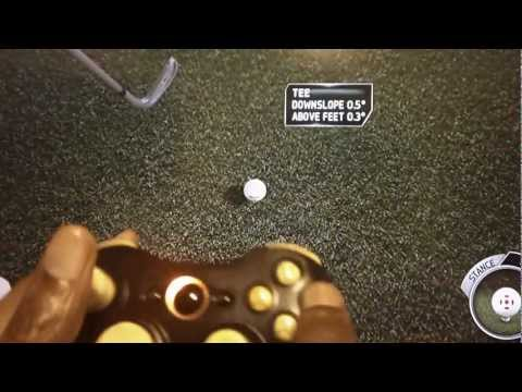 Tiger Woods PGA Tour 14.  Hitting the Ball Straight, Plus Shot Shaping!