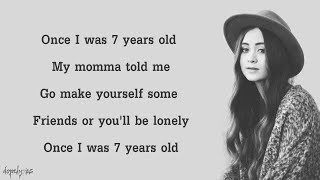 Download Lagu 7 Years - Lukas Graham (Cover by Jasmine Thompson)(Lyrics) Gratis STAFABAND