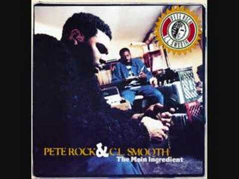 Sun Wont Come Out - Pete Rock and Cl Smooth