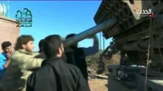 تواصل عمليات البحث عن ناجين جراء قصف النظام على حي الوعر