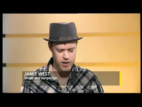 London Riots 'Lovewalls' ITV Interview - Jamie West