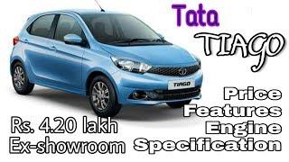 New Tata tiago , price, features, short video