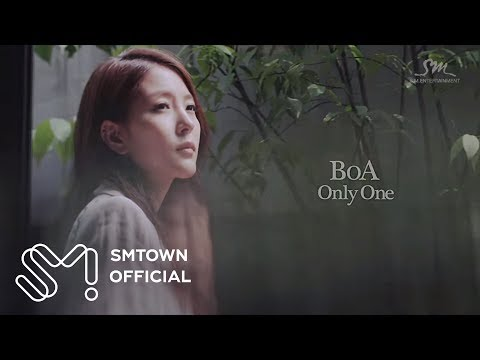 Boa 보아 only One music Video (drama Ver.) video