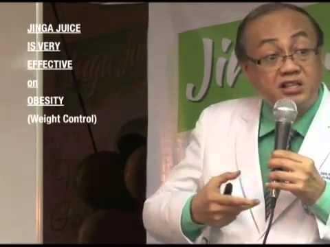 Jinga Juice Health Benefits Part 3