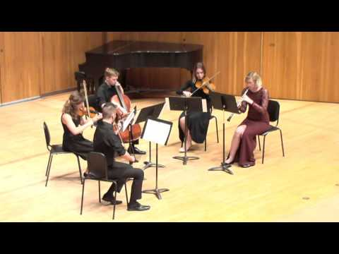 04 Quintet for Oboe and Strings   III  Allegro giocoso