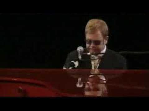 Elton John - All That I'm Allowed
