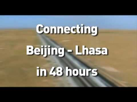 E3.tv Earth Energy Environment TV - China's train to Tibet
