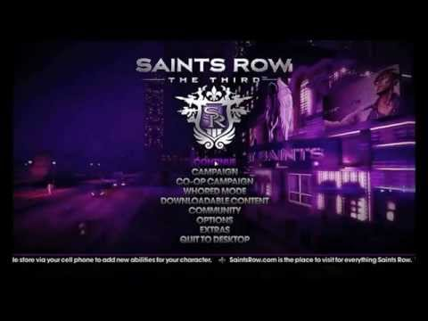 video comentado de Saints Row The Third