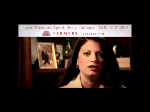 Farmers Insurance Agent Jerry Gallegos - Modesto Ceres