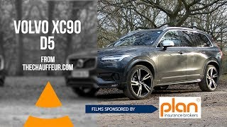 Volvo XC90 T8 vs Volvo XC90 D5 model Review and Road Test