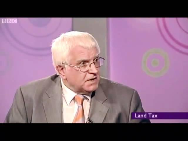 Dave  Wetzel interview on Land Value Tax