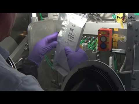 Wissenschaft inside: »Fertigung von Batteriezellen am Fraunhofer IFAM«
