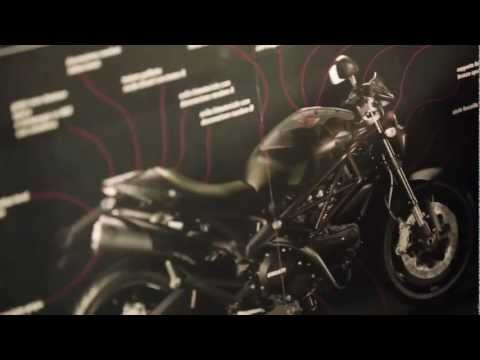 Presenting the: Ducati Monster Diesel