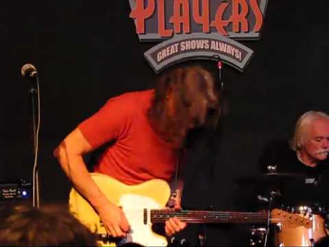 Robben Ford - Nobodys Fault but Mine - Ford Blues Band - Peter's Players Gravenhurst (Muskoka)