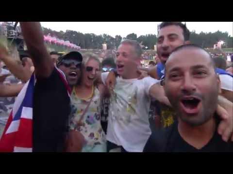 Nicky Romero Toulouse Tomorrowland 2016