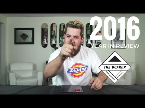 The Boardr 2016 Skateboarding Year in Review