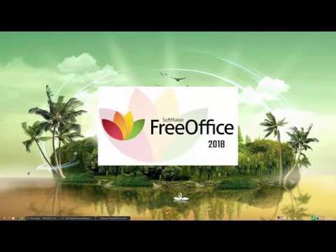 FreeOffice 2018 - бесплатная альтернатива Microsoft Office