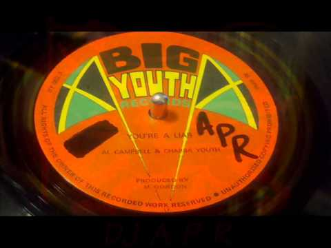 Al Campbell & Chabba Youth Youre A Liar Wreckless Breed Combination Two DJ APR