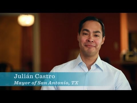 Julián Castro Announced as Keynote Speaker for 2012 Democratic National Convention