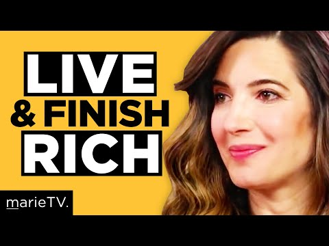 Marie Forleo & David Bach: How To Live And Finish Rich