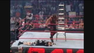 TLC - Jeff Hardy & RVD Vs Dudley Boys Vs Christian & Y2j Vs Kane