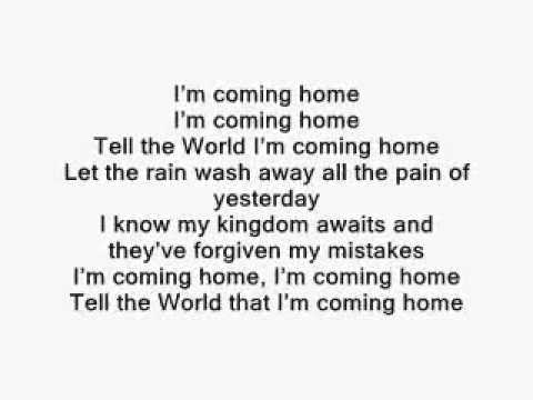 Im Coming Home- P Diddy With Lyrics