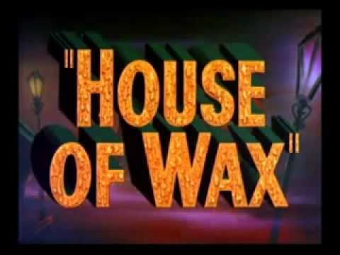 House Of Wax Trailer 1953