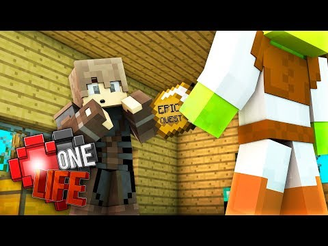 JOEL'S QUEST - One Life Minecraft SMP - Ep.20