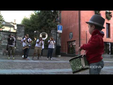 The Original Pinettes Brass Band - Live Performance @ JazzAscona