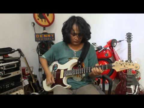 Super Gitar Competition - Denny Chasmala