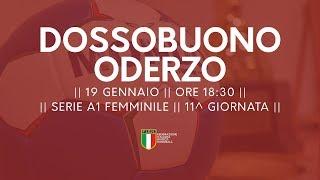 Serie A1F [11^]: Dossobuono - Oderzo 20-27