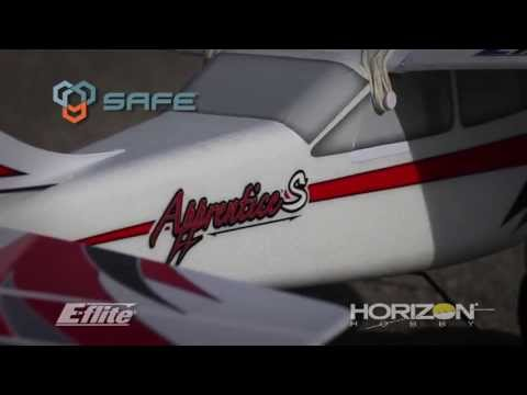 Apprentice® S 15e RTF with SAFE™ Technology by E-flite