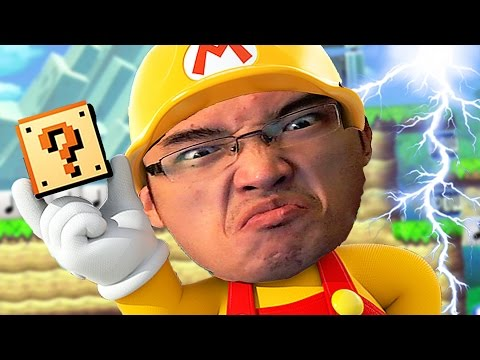 ON JOUE AU PING PONG !   Super Mario Maker