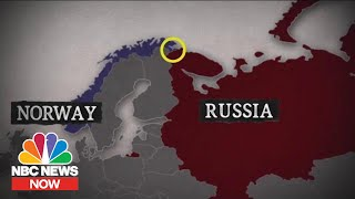 Flying With Norway's Air Force When Russian Planes Get Too Close | NBC News Now