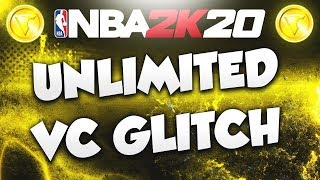 VC GLITCH METHOD TUTORIAL - NBA 2K20