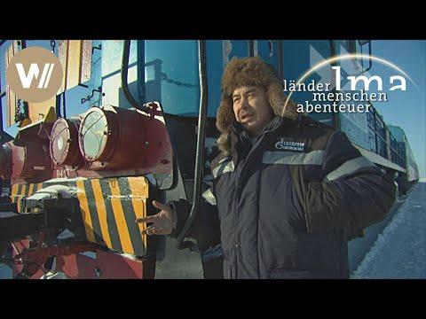 Die Polarbahn | Auf Schienen durch das ewige Eis - Länder Menschen Abenteuer (NDR)