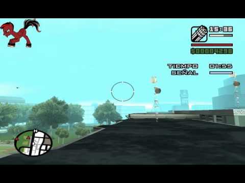 GTA San Andreas: Como pasar la misión Air Raid