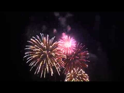 51st Independence of Trinidad & Tobago (Fireworks)