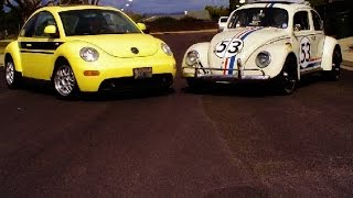 VIDEO 15 AÑOS GUIONADO HERBIE full love bug