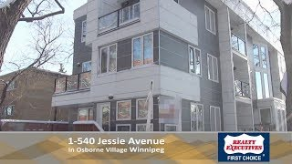Condo For Sale at 540 Jessie Ave in Osborne Village