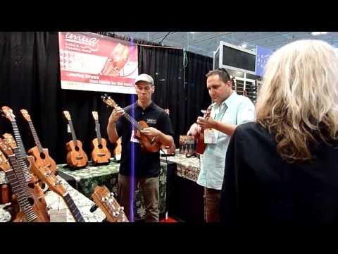 Kamuela Kahoano Music Jams With Kamuela Kahoano