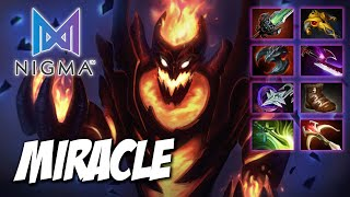 Miracle Nevermore Shadow Fiend - Dota 2 Pro Gameplay [Watch & Learn]