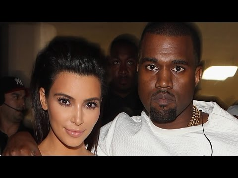 Kim Kardashian & Kanye West Getting A Divorce?