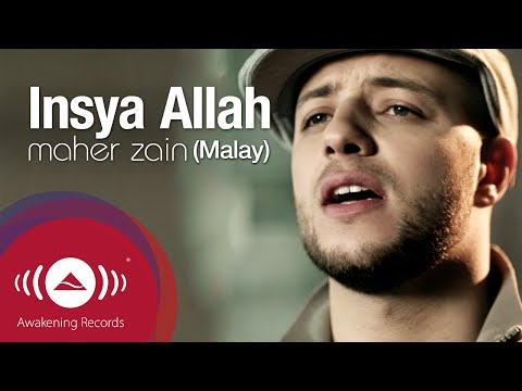 Maher Zain - Insya Allah (malay) | Official Lyric Video video